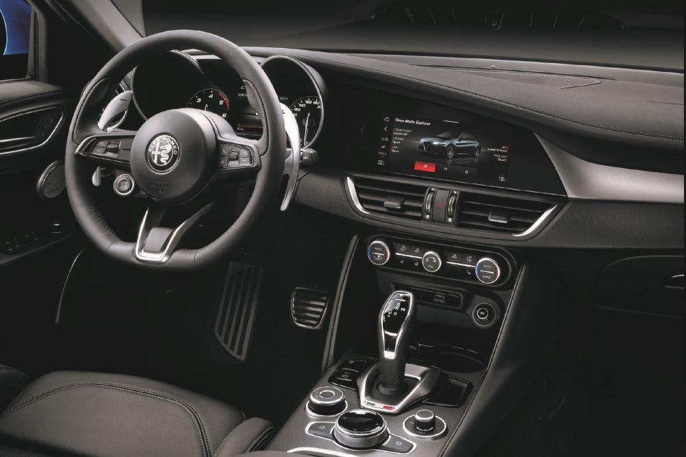 Test: Alfa Romeo Giulia Veloce Ti, de keuze van de liefhebber