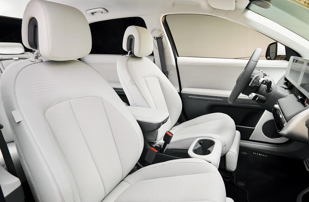 Test: Hyundai Ioniq 5, de hele waaier