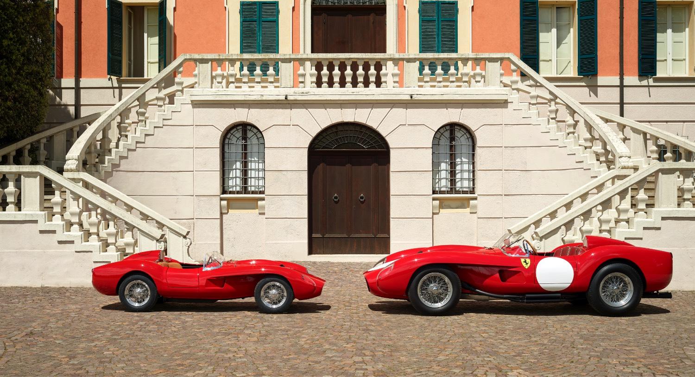 Deze Ferrari 250 Testa Rossa kost bijna 350 keer minder dan gebruikelijk