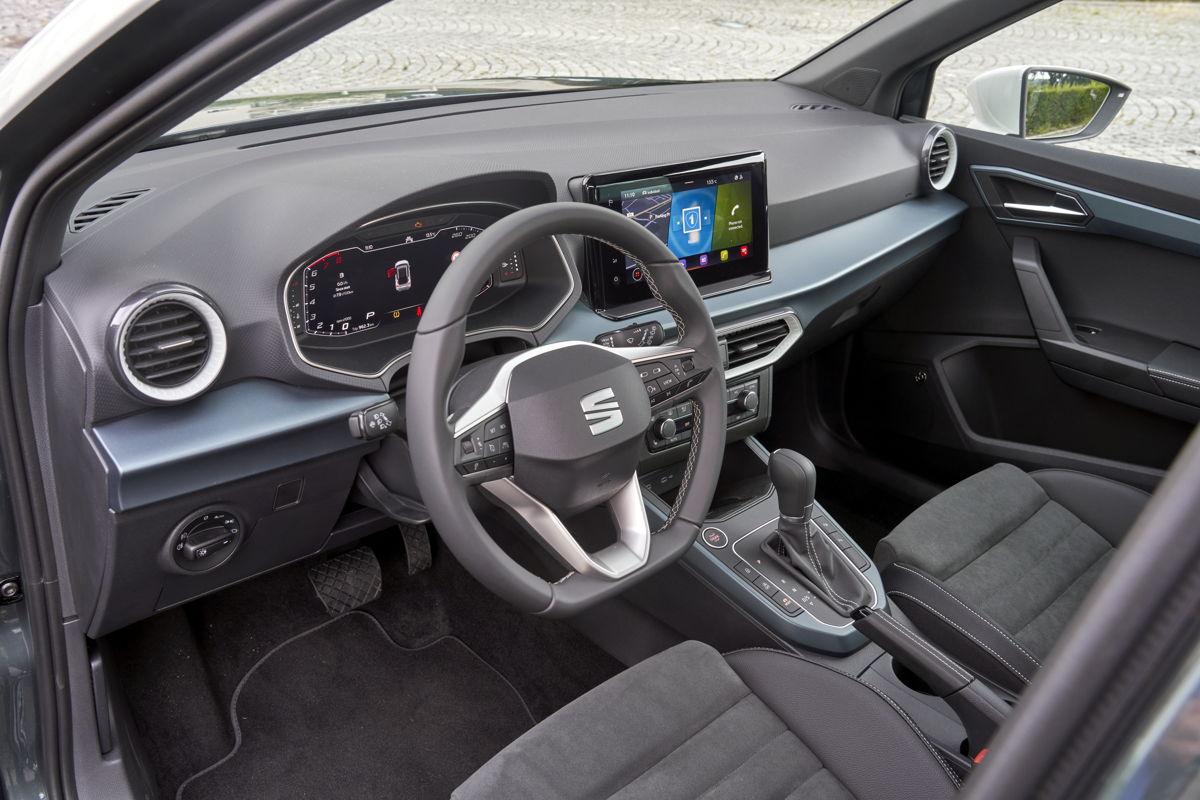 Test: Seat Arona 2021, zwoele blik