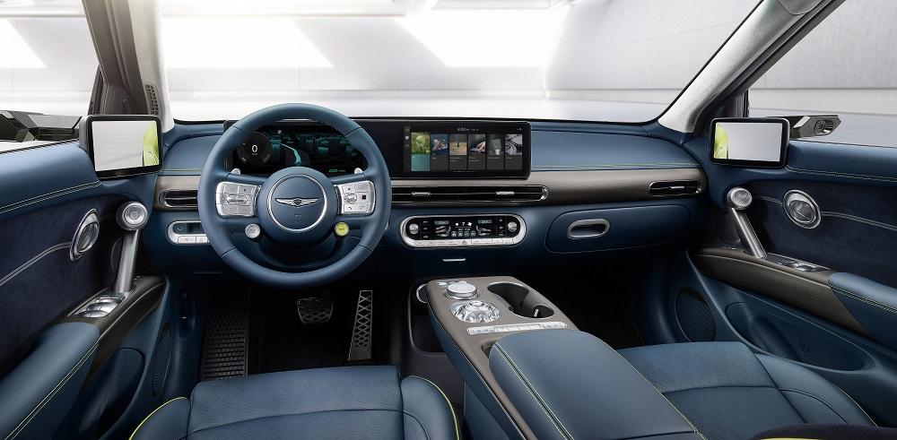 Genesis GV60: Ioniq 5 in 'luxeversie'
