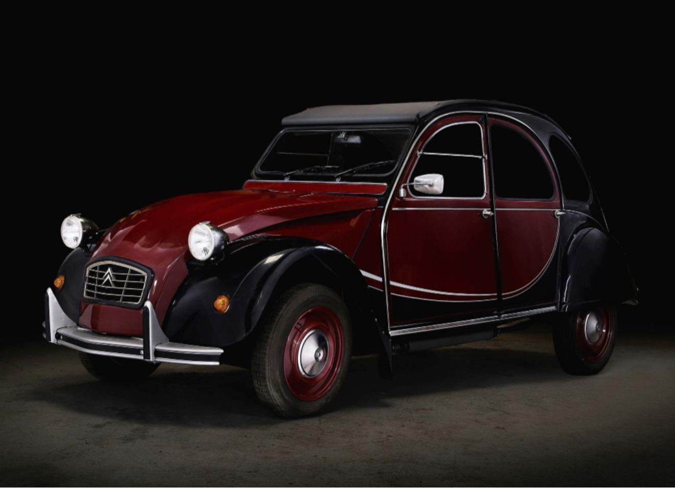 Er is een goede reden waarom deze Citroën 2PK op 70.000 euro wordt geschat