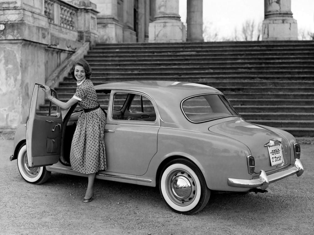 Vergeten model: Lancia Appia, een juweeltje van de jaren '50