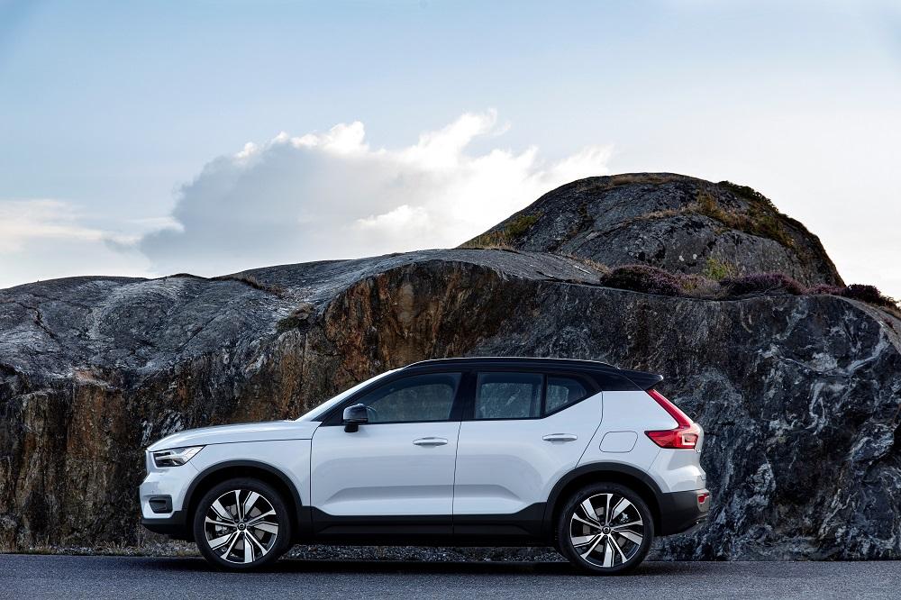 Volvo baisse le prix de son XC40 électrique de près de 13.000 euros !