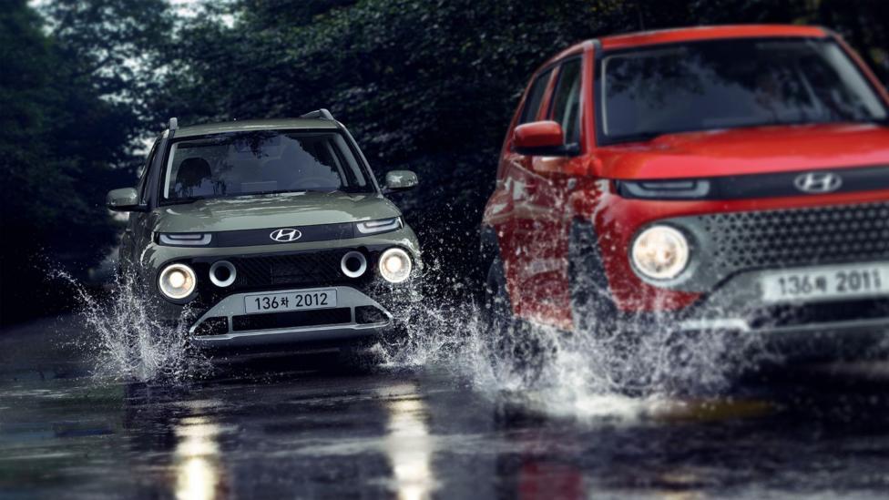 Hyundai Casper: zo schattig en zo klein