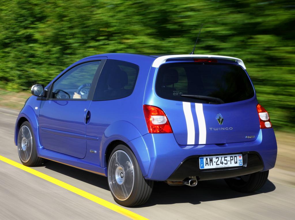 5 choses à savoir avant de craquer : Renault Twingo RS, sa valeur grimpe !
