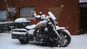 7 tips om je motor weg te zetten tijdens de winter