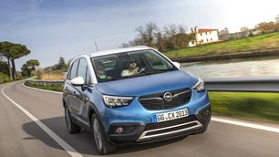Keuzestress: zoveel kost de perfecte Opel Crossland X