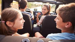 5 tips om de vakantierit aangenamer te maken voor je kinderen