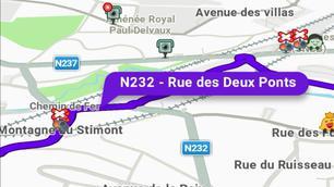 Exclusief voor België: spoorwegovergangen in Waze