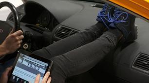 Verkeerd zitten in de auto kan levensgevaarlijk zijn