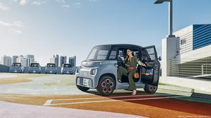 6.990 euro: de prijs van de 'alternatieve' elektromobiliteit van Citroën