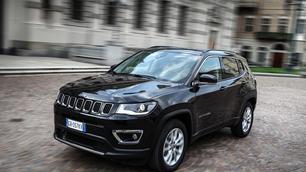 Test: Jeep® Compass 4xe, altijd paraat