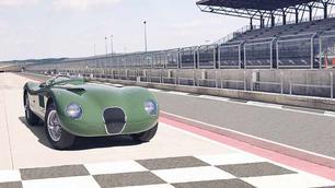 Jaguar start productie opnieuw op van een legende van vroeger… en je kan hem configureren