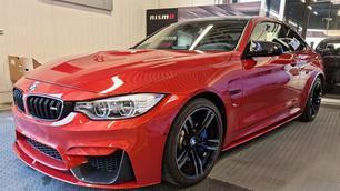 5 BMW's M3/M4 voor minder dan 50.000 euro op VROOM.BE