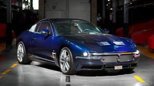 Te koop: de vreemdste Maserati waar je nog nooit van had gehoord