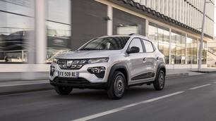 Dit is de prijs van de goedkoopste EV op de markt, de Dacia Spring