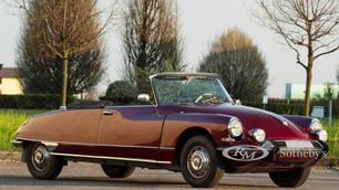 Belgische Citroën ID19 Cabriolet te koop voor de helft van de waarde