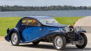 Deze bijna 100-jarige Bugatti is een koopje