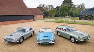 Privécollectie: deze 3 Aston Martins hebben één straf detail gemeen