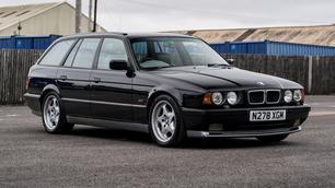Te koop om een bijzondere reden: 'geknutselde' BMW van Top Gear