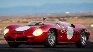 Te koop: reken op 7 nullen voor deze door Enzo geminachte Ferrari