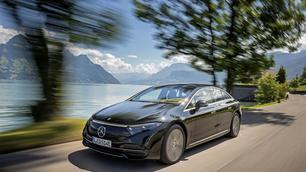 Zoveel betaal je voor Mercedes elektrische luxewagen EQS