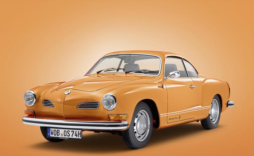 5 choses à savoir avant de craquer : Volkswagen Karmann-Ghia Type 14, la Porsche du pauvre ?