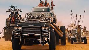 De auto's uit Mad Max: Fury Road zijn te koop