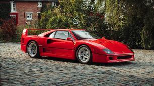 Te koop: mysterieuze Ferrari F40 die 30 jaar verborgen is gebleven… in België