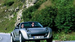 5 choses à savoir avant de craquer : Smart Roadster, le cabrio ludique à moins de 5.000 euros !