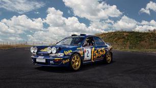 Voici pourquoi cette Subaru vaut… 2 Ferrari neuves !