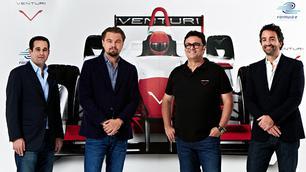 DiCaprio stort zich op Formule E