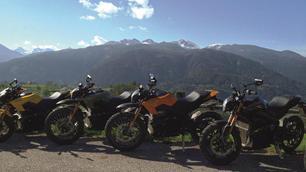 Zero Motorcycles: Ecologisch door de Alpen!