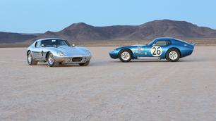 Shelby Cobra Daytona: Koop de legende! Nieuw, maar veel goedkoper