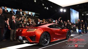 Allereerste Acura NSX verkocht voor 1,2 miljoen dollar!
