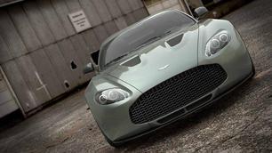 Aston Martin V12 Zagato : « Happy few »