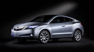 Acura ZDX : Japanse elegantie