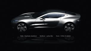 Aston Martin One 77 : monstre secret