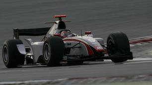GP2 Asia: D'Ambrosio en forme à Dubai