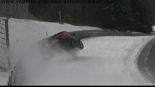 Vidéo - Une belle compilation d'accidents au Nürburgring