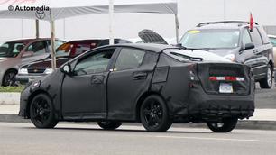 La future Toyota Prius roule déjà !