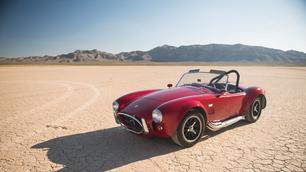 Te koop: de persoonlijke Cobra van Carroll Shelby!