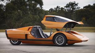 Holden Hurricane Concept: 40 jaar voorsprong