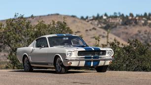 Doe jezelf deze authentieke Shelby GT350 uit 1965 cadeau!