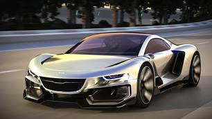 Video: keert Saab binnenkort terug met een high-tech model?