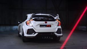 Vidéo : Ecoutez rugir la nouvelle Honda Civic Type R !