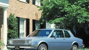 Betaalbare luxe: Buick Skylark (1980 – 1985), de zuinige Amerikaan