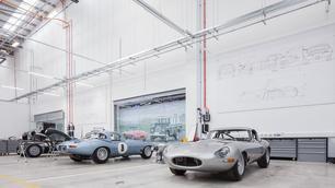 Jaguar en Land Rover blazen hun verleden nieuw leven in