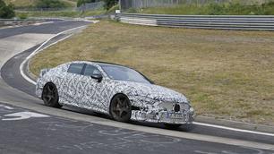 Scoop: Mercedes-AMG GT krijgt vier deuren